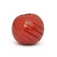 Red Cherry Beads